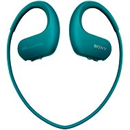 Mp3 lejátszó Sony WALKMAN NWW-S413L kék - MP3 přehrávač