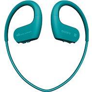 FLAC lejátszó Sony WALKMAN NWW-S623L kék - FLAC přehrávač