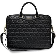 "Guess Quilted tok 15""-es Laptophoz - fekete - Laptop tok"