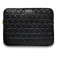 "Guess Quilted tok 13""-es Laptophoz - fekete - Laptop tok"