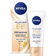 NIVEA Essentials BB Cream 5 az 1-ben Light 50 ml