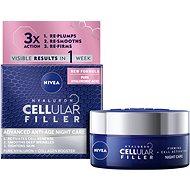 NIVEA Hyaluron Cellular Filler Anti-Age Night Cream 50 ml - Arckrém