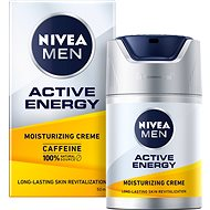 NIVEA Men Active Energy Face Cream 50 ml - Férfi arckrém