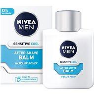Borotválkozás utáni balzsam NIVEA Men Sensitive Cooling borotválkozás utáni balzsam 100 ml - Balzám po holení