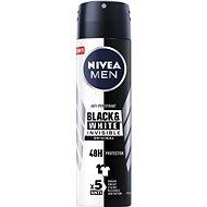 NIVEA MEN Black & White Power 150 ml - Férfi izzadásgátló