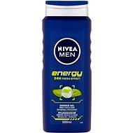 NIVEA MEN Energy férfi tusfürdő 500 ml - Férfi tusfürdő