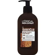 ĽORÉAL PARIS Men Expert Barber Club 3in1 gél 200 ml