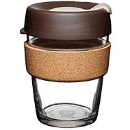 KeepCup bögre Brew Cork Almond 340 ml M - Bögre
