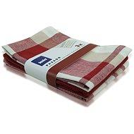 Kela konyharuha 3 db PASADO piros KL-15963 - Törlőkendő
