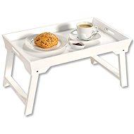 Kesper Tálalótálca / reggelizőtálca, fehér - Alátét