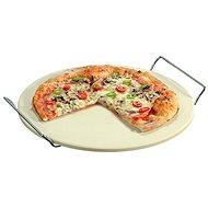 Kesper Pizzakő fogantyúval, átmérője 33 cm - Vágódeszka