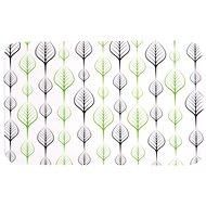 Kesper Dekoratív deszka, levelek, 30×19 cm - Vágódeszka