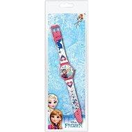 Dětské hodinky WALT DISNEY Frozen (Jégvarázs) - Blister Pack 561821 - Gyerekóra