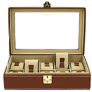 FRIEDRICH LEDERWAREN 26215-3 - Óratartó doboz