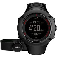 SUUNTO AMBIT3 RUN BLACK HR - Sportóra