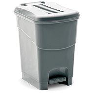 KIS Koral Bin S szeméttároló Koral S  - szürke 10 liter - Kuka