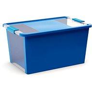 KIS Bi Box L - 40 literes kék - Tárolódoboz