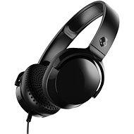 Skullcandy Riff On-Ear W/TAP TECH, fekete - Fej-/Fülhallgató