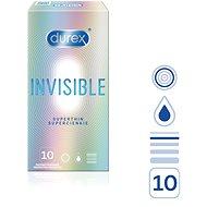 DUREX Invisible Extra Thin Extra Sensitive 10 db - Óvszer