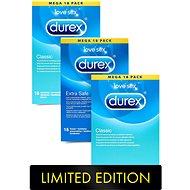 DUREX Confidence csomag 2+1 - Óvszer