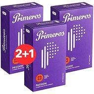 PRIMEROS Passion 3 × 12 db - Óvszer
