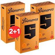 PRIMEROS Safeguard 3 × 12 db - Óvszer