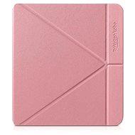 """Kobo Libra H20 sleepcover case Pink 7"""" - E-book olvasó tok"""