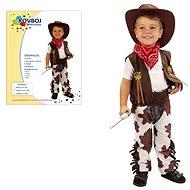 Farsangi jelmez - Cowboy M-es méret - Gyerekjelmez