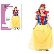 Gyermek karneváli ruha - Hófehérke - Gyerekjelmez