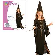 Farsangi ruhák - Boszorkány S méret - Gyerekjelmez