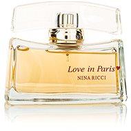 NINA RICCI Love in Paris EdP 50 ml - Parfüm