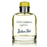 DOLCE & GABBANA Light Blue Italian Zest Pour Homme EdT 125 ml - Eau de Toilette férfiaknak