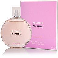 CHANEL Chance Eau Vive EdT 150 ml - Toalettvíz