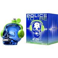 POLICE TO BE Mr. Beat EdT 40 ml - Férfi toalettvíz