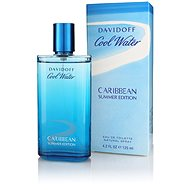 DAVIDOFF Cool Water Caribbean Summer Edition EdT 125 ml - Férfi toalettvíz