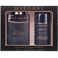 BVLGARI Man in Black EdP Set 175 ml - Parfüm ajándékcsomag