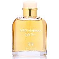 DOLCE & GABBANA Light Blue Sun Pour Homme EdT 125 ml - Férfi toalettvíz