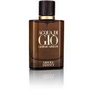 GIORGIO ARMANI Acqua Di Gio Absolu Instinct EdP 75 ml - Férfi parfüm