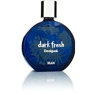 DESIGUAL Dark Fresh EdT - Férfi toalettvíz