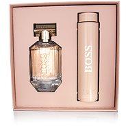 HUGO BOSS Boss The Scent For Her EdP Set 300 ml - Parfüm ajándékcsomag