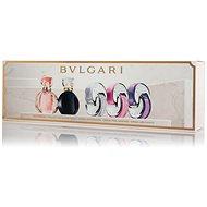 BVLGARI Miniature Collection EdT Set 25 ml - Parfüm szett