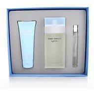 DOLCE & GABBANA Light Blue EdT Szett 185 ml - Parfüm ajándékcsomag