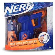 NERF Ajándékszett Fürdőgél és tusfürdő 200 ml + vízipisztoly - Ajándékszett gyerekeknek