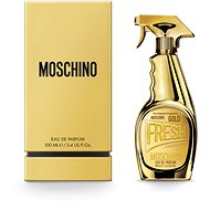MOSCHINO Fresh Couture Gold EdP - Toalettvíz