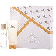 LACOSTE Pour Femme 50 ml - Parfüm ajándékcsomag