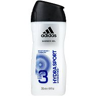 ADIDAS Men A3 Hair & Body Hydrasport 250 ml - Férfi tusfürdő