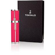 Parfümszóró Travalo Refill Atomizer Milano - Deluxe Limited Edition 5 ml Élénk Rózsaszín - Plnitelný rozprašovač parfémů