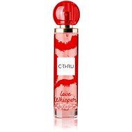 C-THRU Love Whisper EdT 50 ml - Toalettvíz