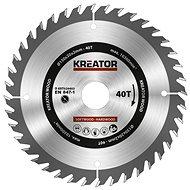 KREATOR KRT020403 - Fűrészlap