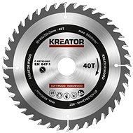 KREATOR KRT020405 - Fűrészlap